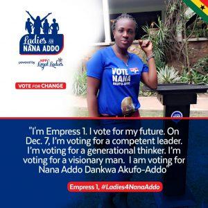 NPP Loyal Lady