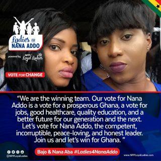 Ghana Ladies For NPP